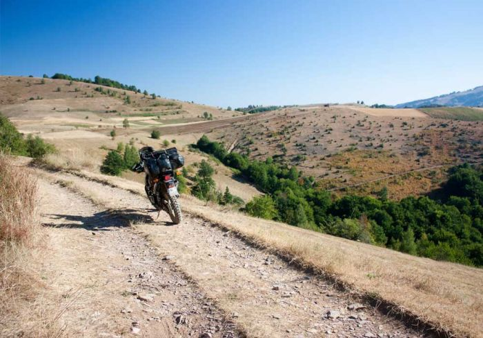Trans Euro Trail Serbia