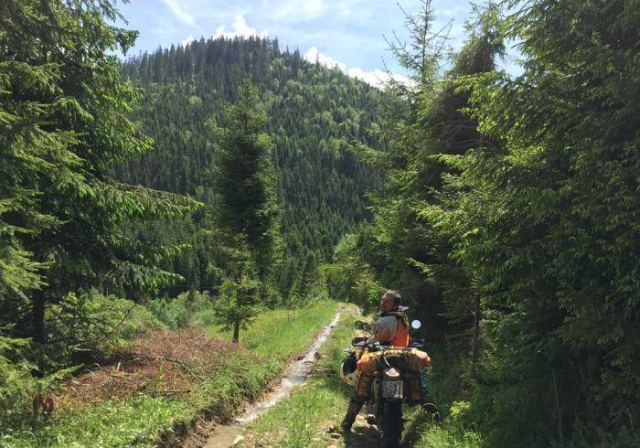 Trans Euro Trail Ukraine