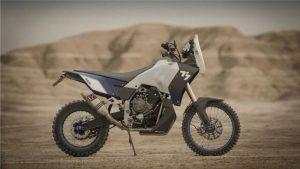 Yamaha T7 concept bike