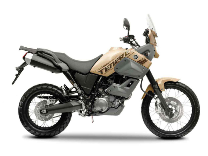 yamaha xt660z tenere review adventure bike rider. Black Bedroom Furniture Sets. Home Design Ideas