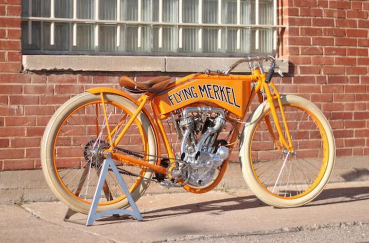 Of The Most Expensive Motorcycles Ever Sold At Auction - Expensive motorcycle ever sold