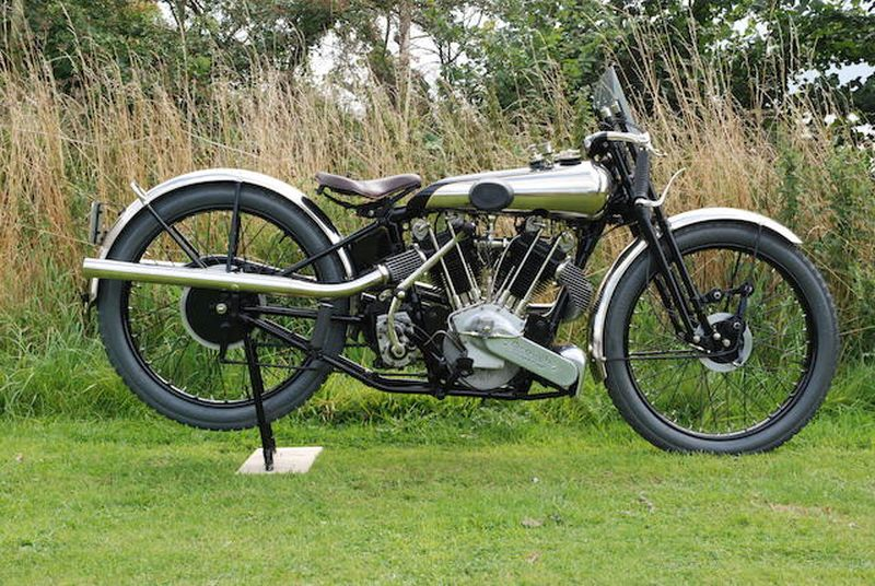 1926 Brough Superior