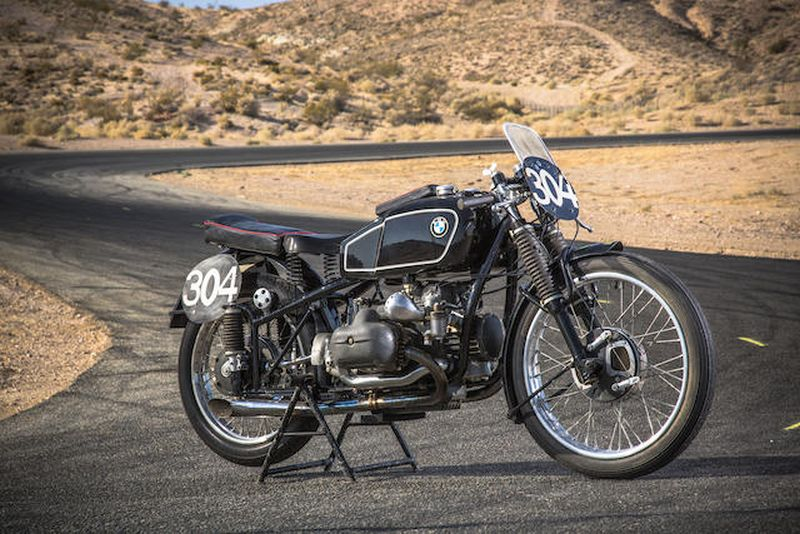1939 BMW RS255 Kompressor