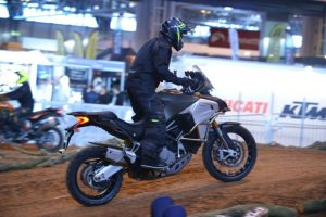 Experience Adventure at Motorcycle Live