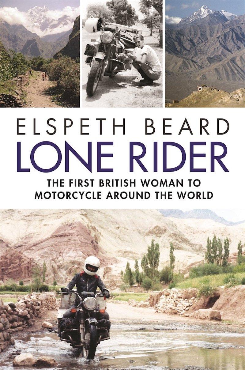 Elspeth Beard Lone Rider
