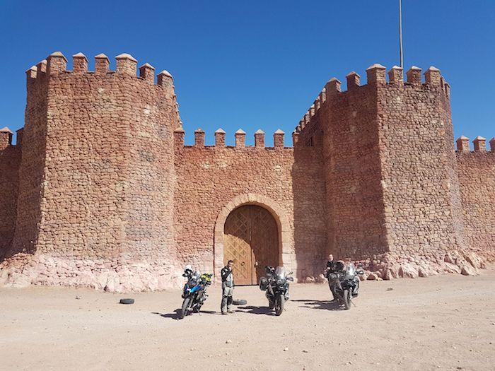 Ouarzazate film studio game of thrones