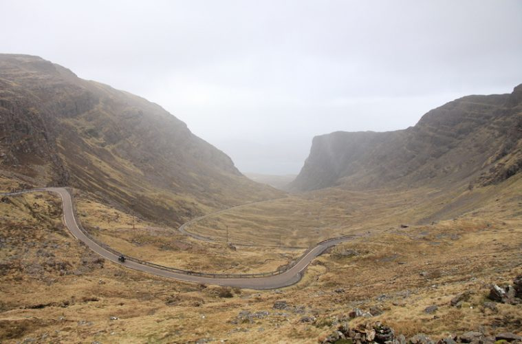 the road to applecross