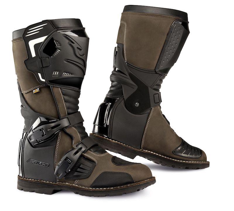 Falco Avantour adventure boots