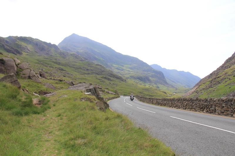 Snowdonia Pen Y Pass