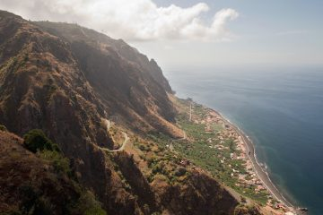 Motorcycling in Madeira
