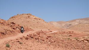 Off-road in morroco