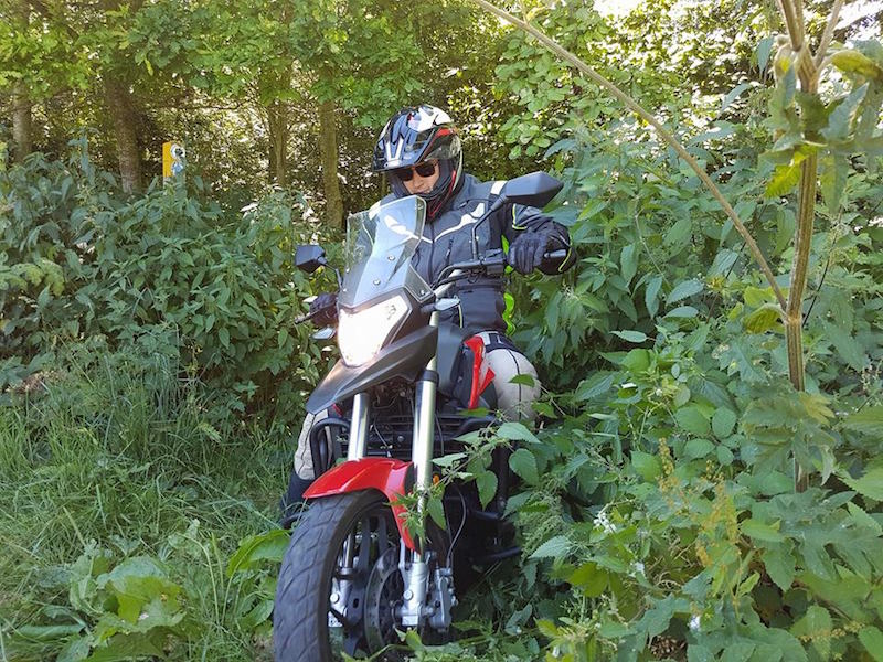 sinnis 125 Terrain off-road