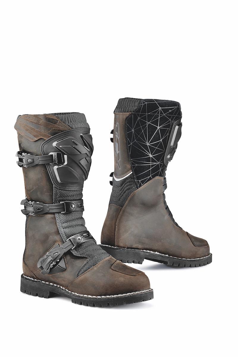 TCX Drifter adventure boots