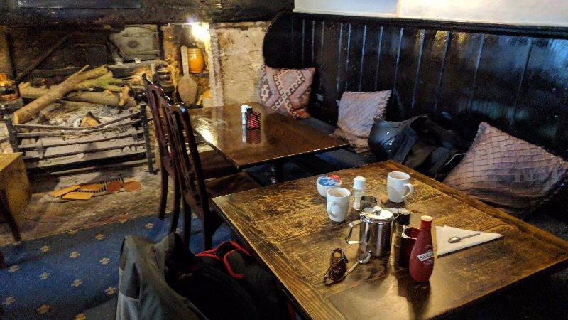 The Bear Inn, in Bisley