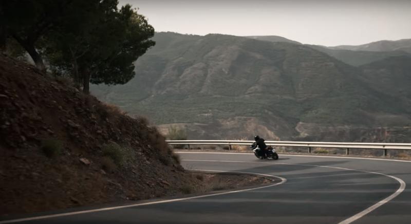 BMW F850GS teaser video