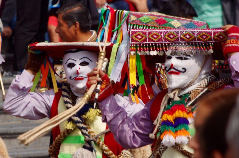 Corpus Christi festival, Salamanca, Spain