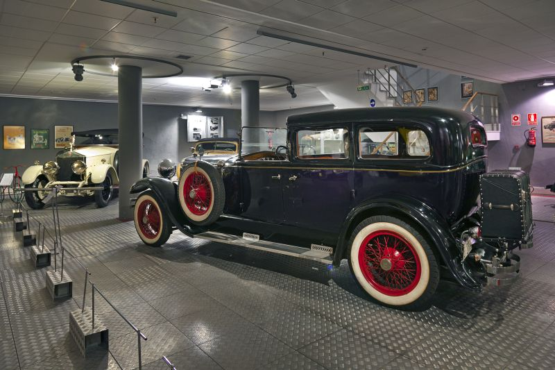 Museum of Automobile History, Salamanca, Spain