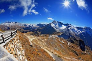 Grossglockner High Alpine Pass