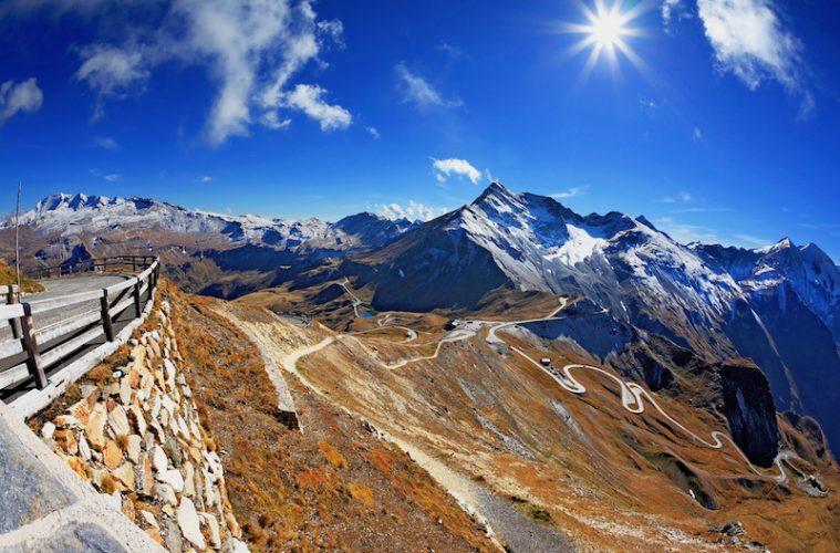 Grossglockner High Alpine Pass
