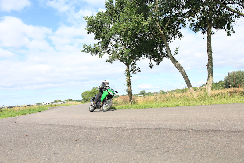 Kawasaki Versys-X 300 on road review