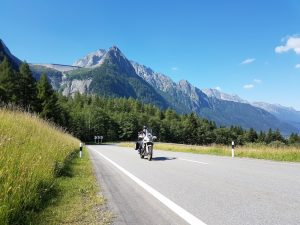 What don't you like about motorcycling