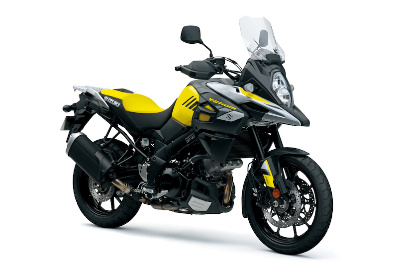 Suzuki V-Strom 1000 stock shot