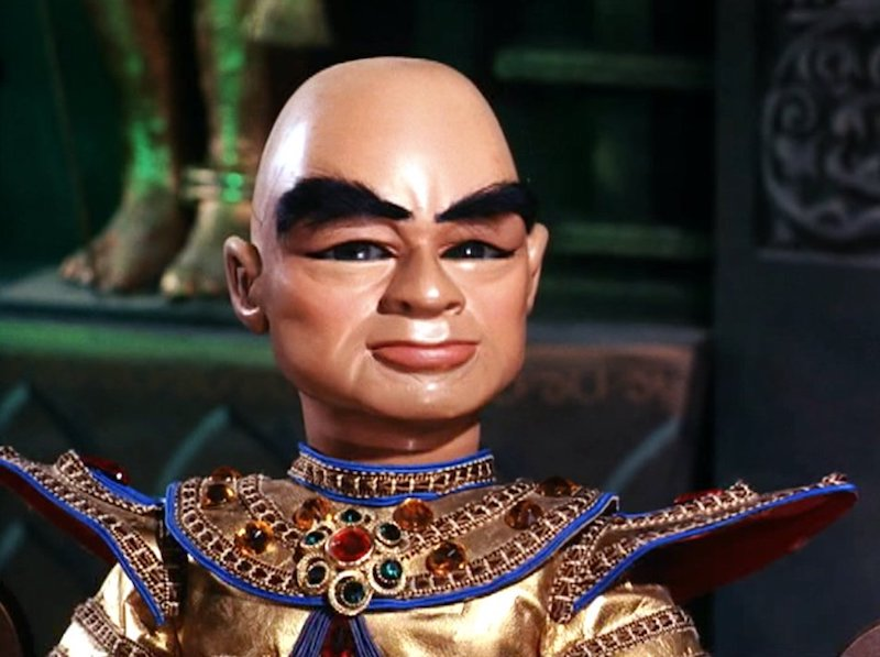 Hood from Thunderbirds