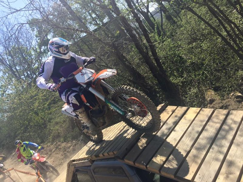 Enduro day skills