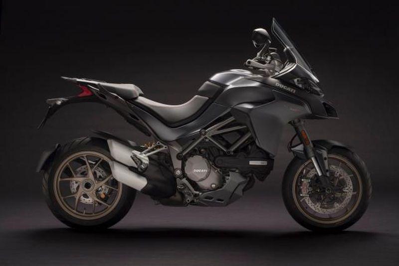 Ducati Multistrada 1260 black