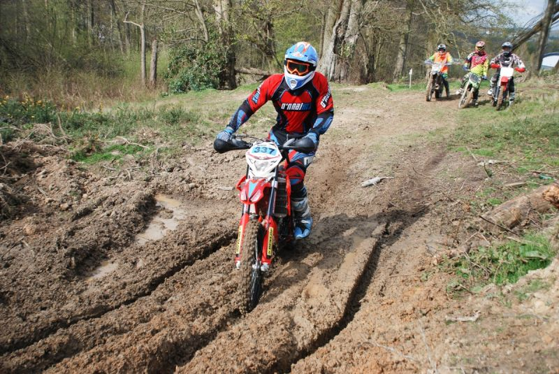 Actiontrax enduro day