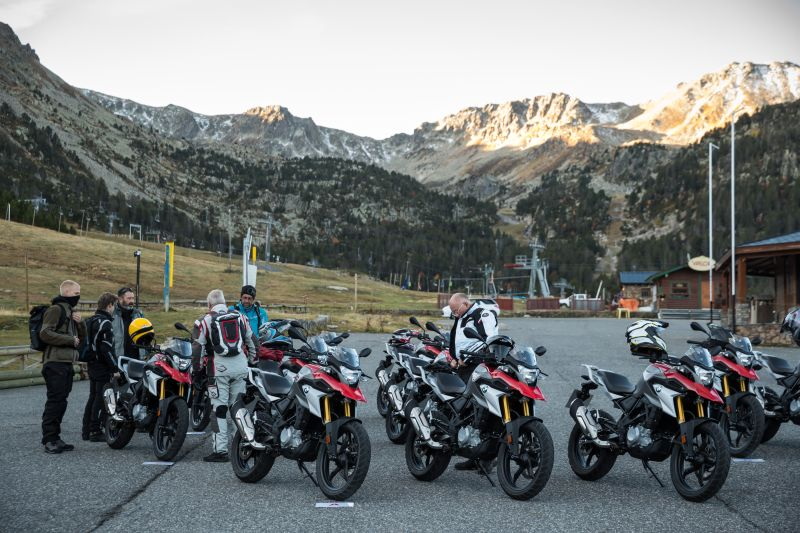 BMW G310 GS launch