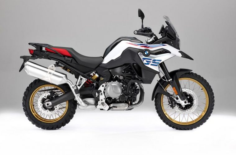 Bmw Debut The All New F750gs And F850gs For 2018