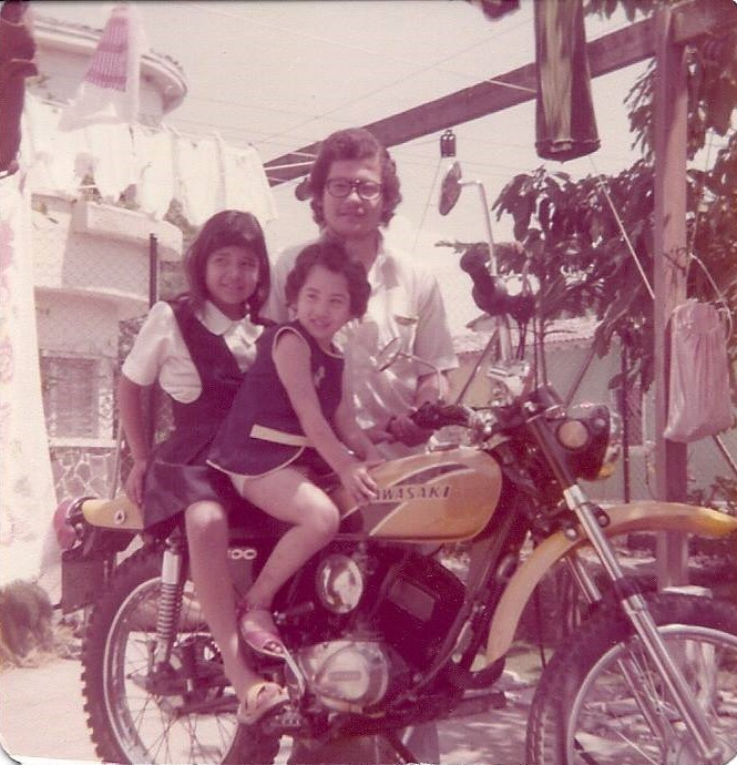 Family motorcycle image