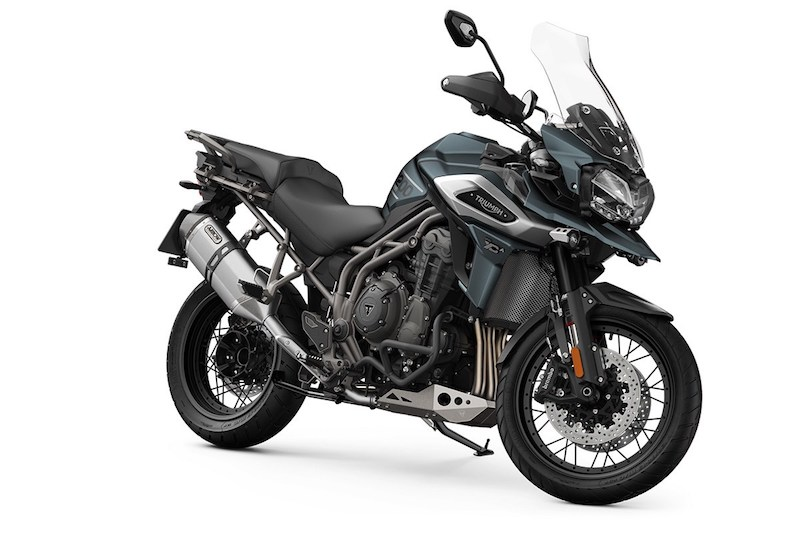 Triumph Announces Big Updates For Its 2018 Tiger 800 And 1200 Ranges