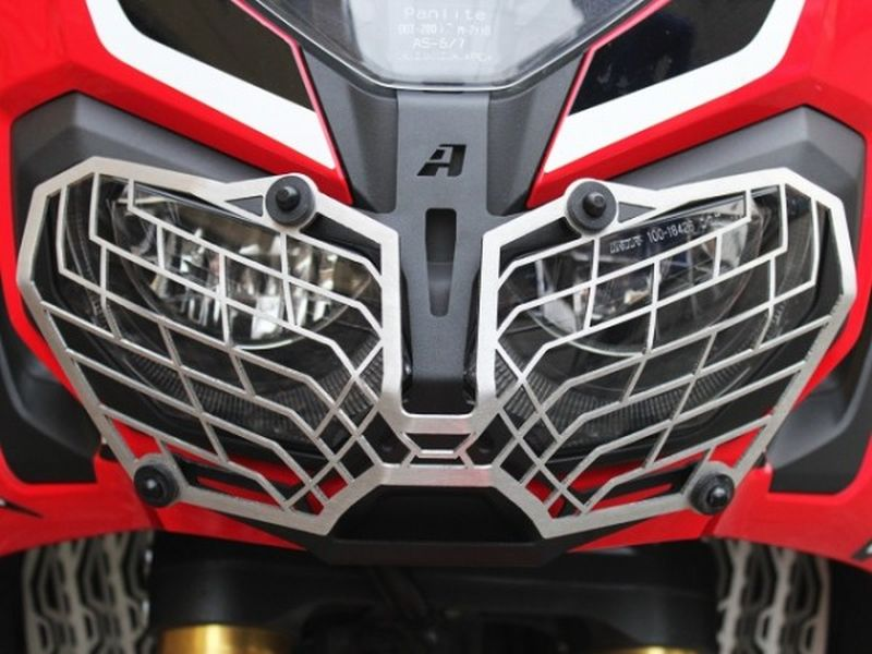 Africa Twin Altrider range headlight guard