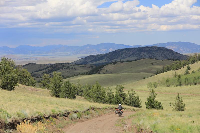 Epic views in Colorado