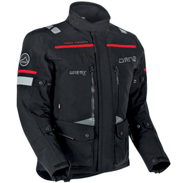 The Dane Sealand laminated Motorcyle jacket