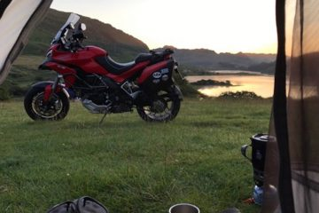 Ducati Multistrada 1200S 2013 review
