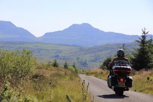 Harley Davidson Ultra Limited long term test: a two-up ride through Snowdonia