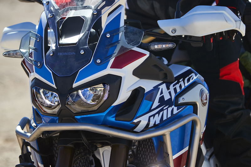 Honda Africa twin colours