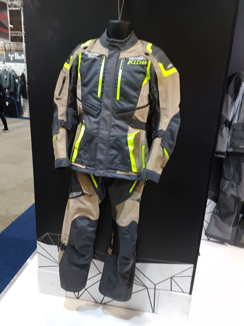 Klim ladies adventure suit