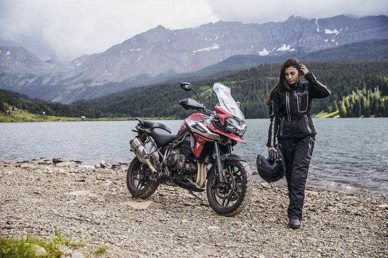 New Triumph Tiger 1200 XRT