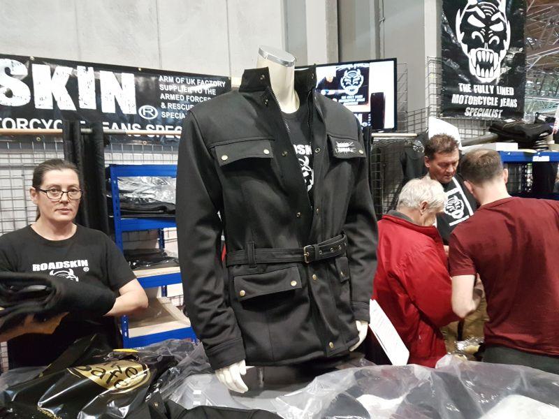 Road Skin classic jacket