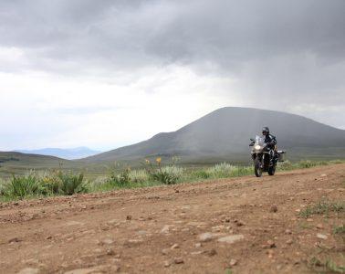 a laminated motorcycle jacket in colorado