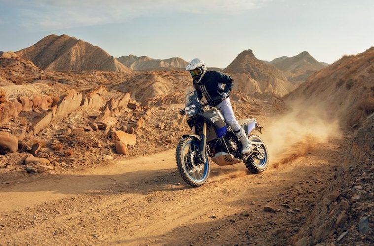 Yamaha's latest Tenere 700 concept