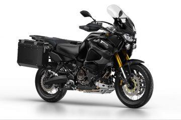 Yamaha Super Tenere Raid Edition