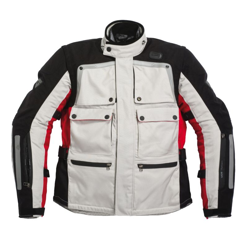Motorcycle touring jacket