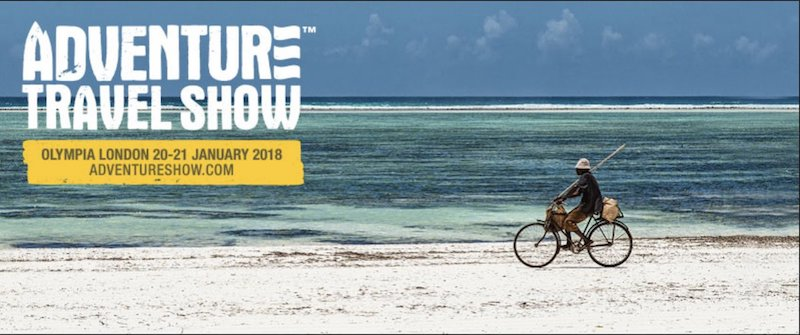 the adventure travel show 2018