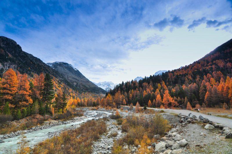 Engadin Valley