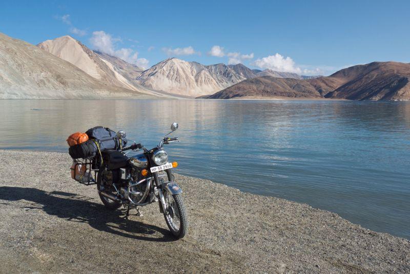 Himalayas motorcycle